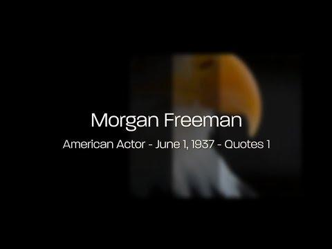 Morgan Freema Quotes Video 1