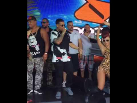 Daddy Yankee - Gasolina at El Zol Beach House 2016 (2