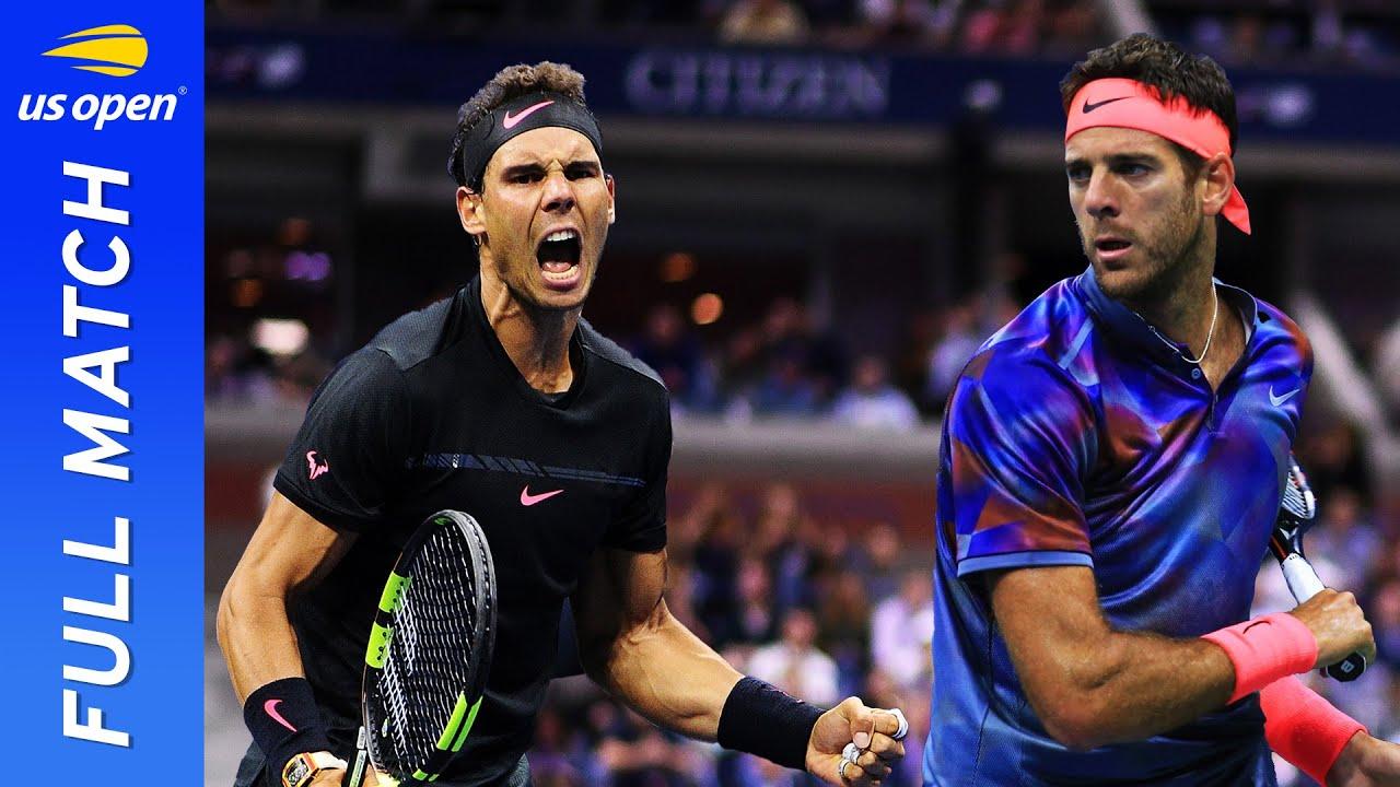 Rafael Nadal vs Juan Martin del Potro Full Match | US Open 2017 Semifinal