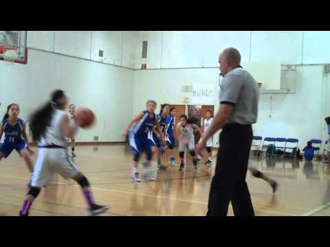 SEYO 2015 16 Game 7 WPC G Force vs  Sapphires 2 7 16