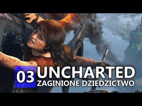 Uncharted: Zaginione Dziedzictwo (03) Zabójcze Posągi