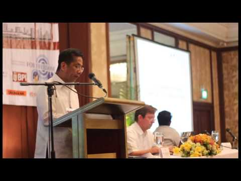 Running the Last Mile: Growth and Reforms to 2016- Sec. Arsenio Balisacan