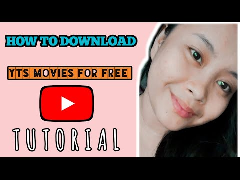 HOW TO DOWNLOAD YTS MX MOVIES ON ANDROID PHONE FOR FREE (TAGALOG) I Queen and King Vlogs
