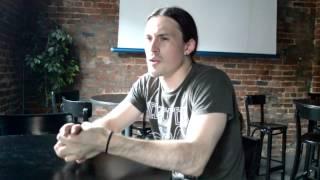 "MOST EXTREME: Video Interview with Septicflesh Drummer Kerim ""Krimh"" Lechner (ME007)"