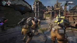 Gears of War 4 - Gameplay Multiplayer PC [ITA]