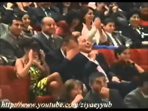 Heyder Eliyev ve Planeta parni iz Baku