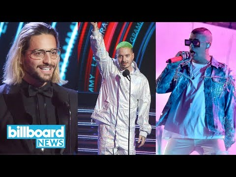 Here Are the Most Caliente Moments From the Latin Grammys 2018 | Billboard News