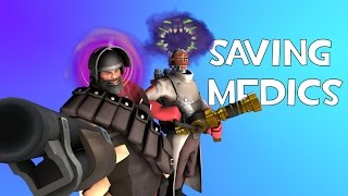 TF2: How to Save Your Medic [Feat. ArraySeven]