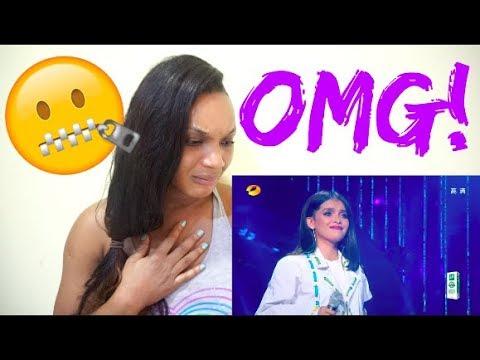 KZ Tandingan SEE YOU AGAIN Singer 2018 REACTION