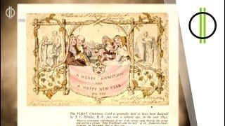 Karácsonyi képeslapok régen és most