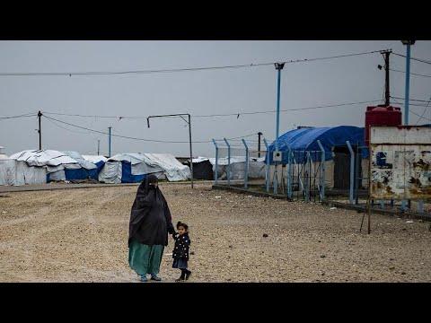 الهلال الأحمر الكردي: فرنسيتان في حالة صحية حرجة في مخيم في شمال شرق سوريا…  - نشر قبل 2 ساعة