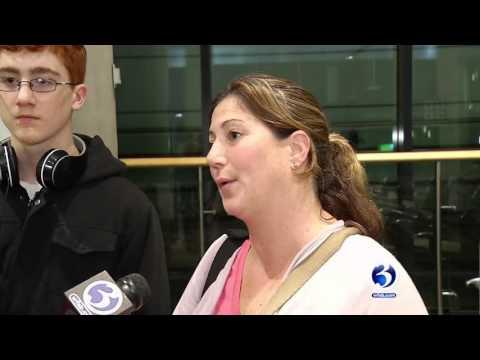 Bradley International Airport fuel delay, PKG