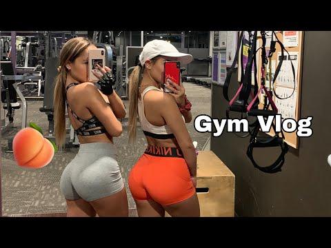 Gym Vlog (rahasia pantat besar kita) thumbnail