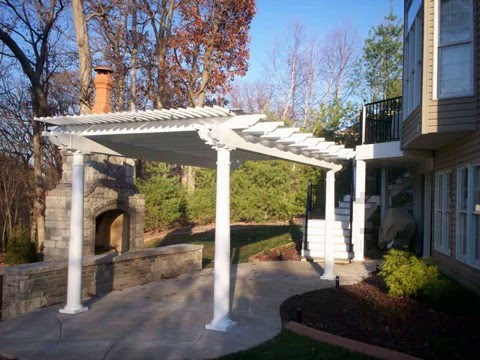 wood plastic composite pergola for sale in kenya