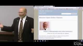 Design, Development, Delivery, and Facilitation of a MOOC featuring Ray Schroeder Thumbnail
