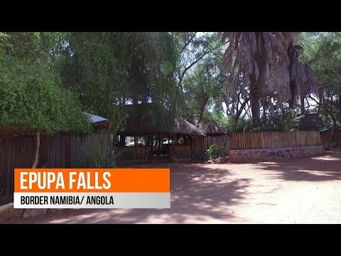 Epupa Falls & Camp Lodge - Namibia/ Angola