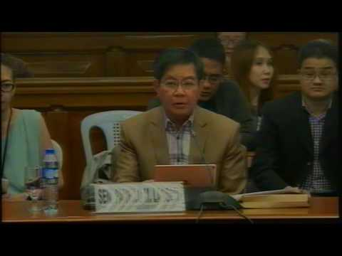 Committee on Public Order and Dangerous Drugs (November 10, 2016)
