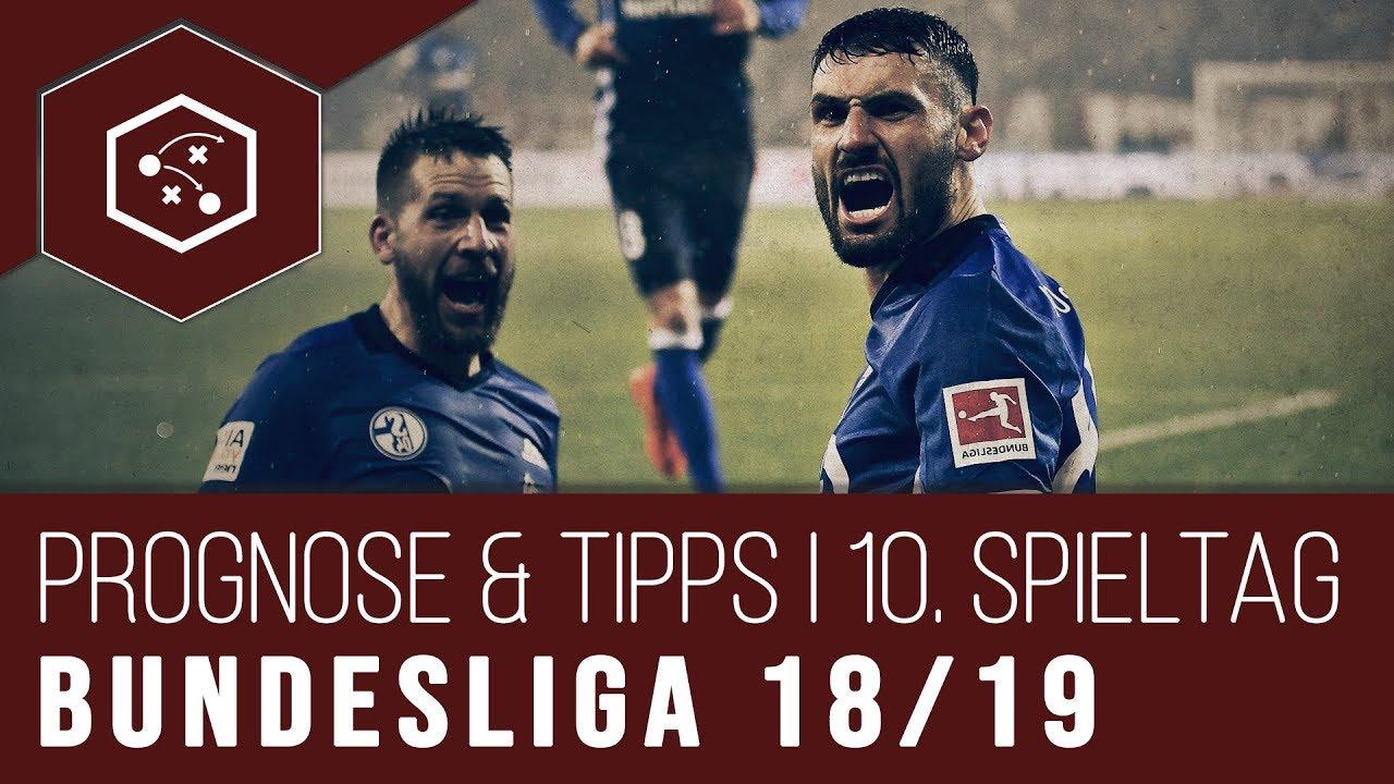 Bundesliga Vorhersage Fussball Wetten Tipps 10 Spieltag 2018 2019