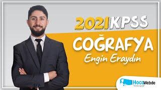 20) Engin ERAYDIN 2019 KPSS COĞRAFYA KONU ANLATIMI (TÜRKİYE'NİN SU,TOPRAK VE BİTKİ VARLIĞI IV)
