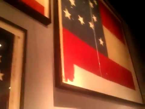 Historical Flags @ National Civil War Naval Museum