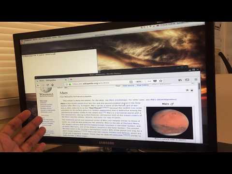 Operating System Demonstration - Subhajeet Mukherjee for ACM