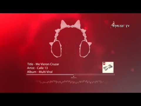 Calle 13 - Me Vieron Cruzar - Audio HD