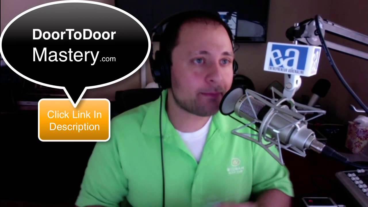 door to door sales motivation   youtube
