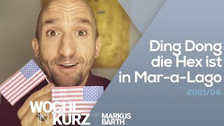 Markus Barth – Ding Dong die Hex ist in Mar-a-Lago