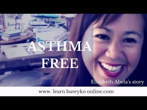 Reversing Asthma and Allergies – Elizabeth Abela's Story.