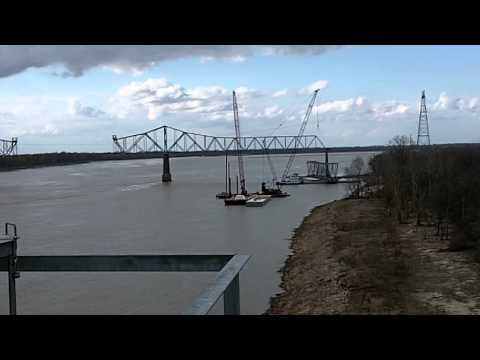 GREENVILLE MISSISSIPPI BRIDGE