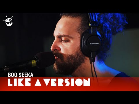 Boo Seeka - Deception Bay (live on triple j)