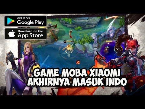 LOKI Game MOBA Buatan Xiaomi Rilis Di Indonesia - Legend Of Kingdoms (Android/iOS)