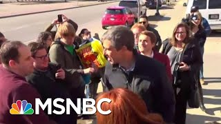 Pundit: A Woman With Beto O'Rourke's Resume Would Be Out Of Luck | The Beat With Ari Melber | MSNBC