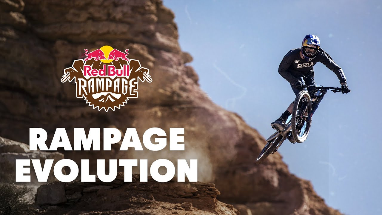 Red Bull Mountain Bike >> Red Bull Rampage 2015 The Evolution Of Freeride Mtb Highlights