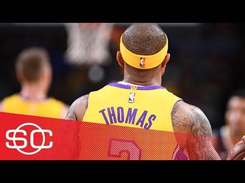 Why Isaiah Thomas didn't work on the Cavaliers | SportsCenter | ESPN