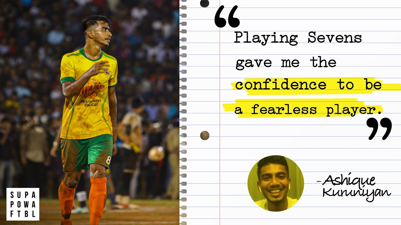 Sevens Football made Ashique FEARLESS! 🤩🔥