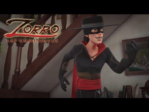 Les Chroniques De Zorro Making Of