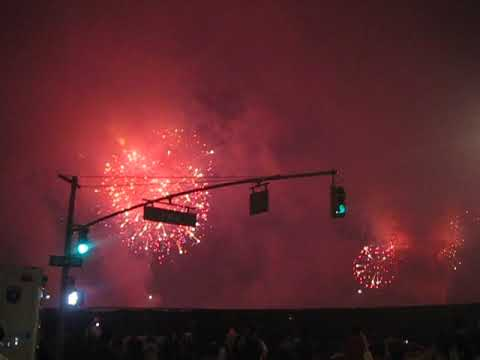 Happy 242nd #America ! @macys #Manhattan #Fireworks July 4, 2018 First Ave #PeachyDeegan Part 3