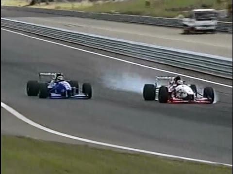 2001 Formula Holden - Hidden Valley