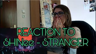 reacting to shinee