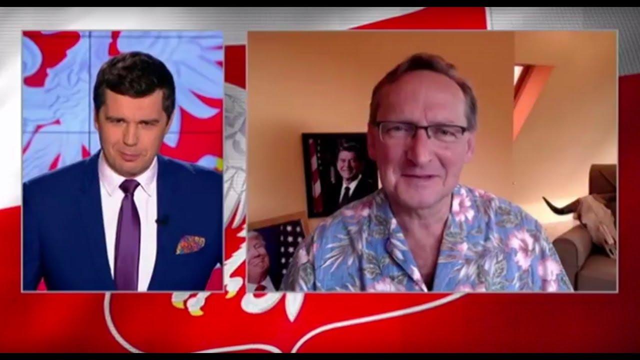 Cejrowski i Rachoń: o sytuacji w Stanach Zjednoczonych i o lekarzach rezydentach