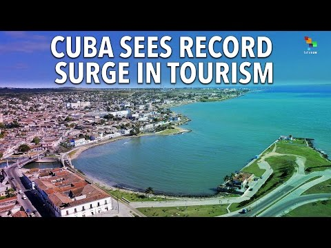 Cuba Sees Record Surge In Tourism