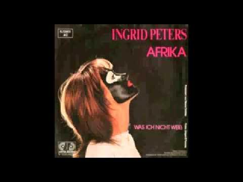 Ingrid Peters, Afrika