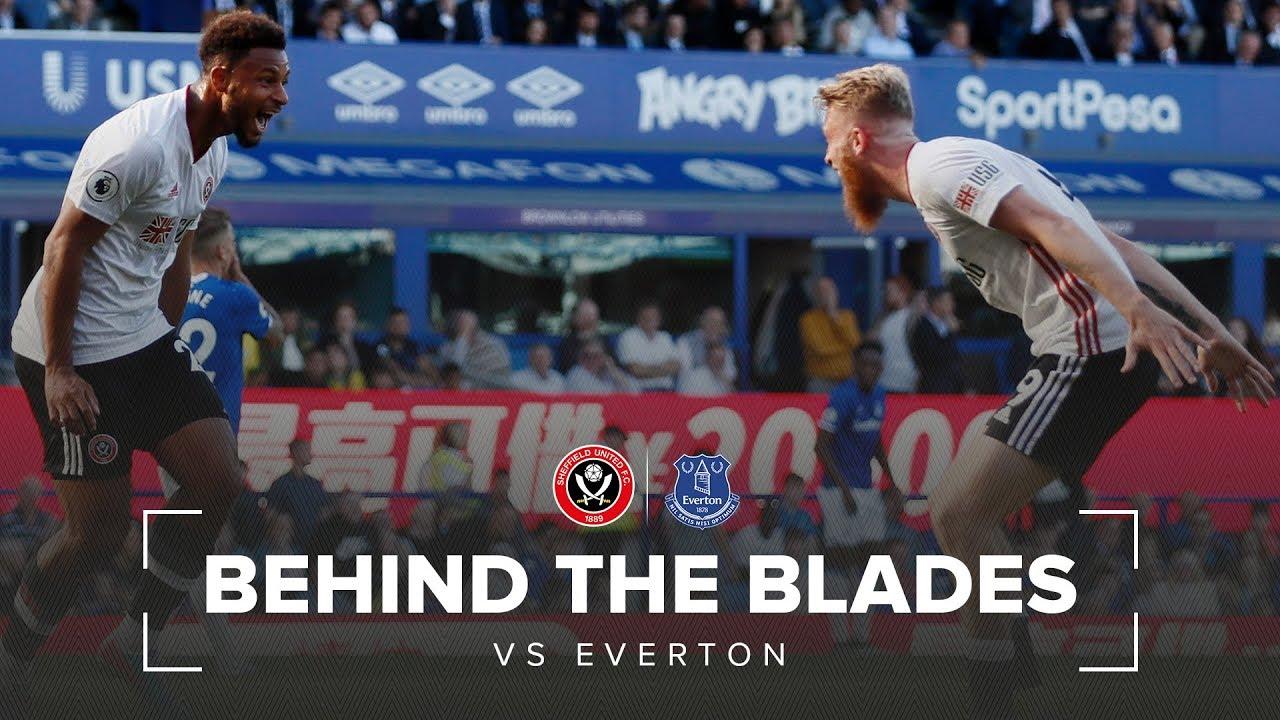 Download Behind The Blades | Sheffield United V Everton | Mousset sends Sheffield United fans wild.