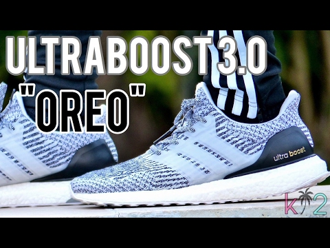 Ultra Boost 3.0 Oreo / Zebra (# 1105425) from Daniel