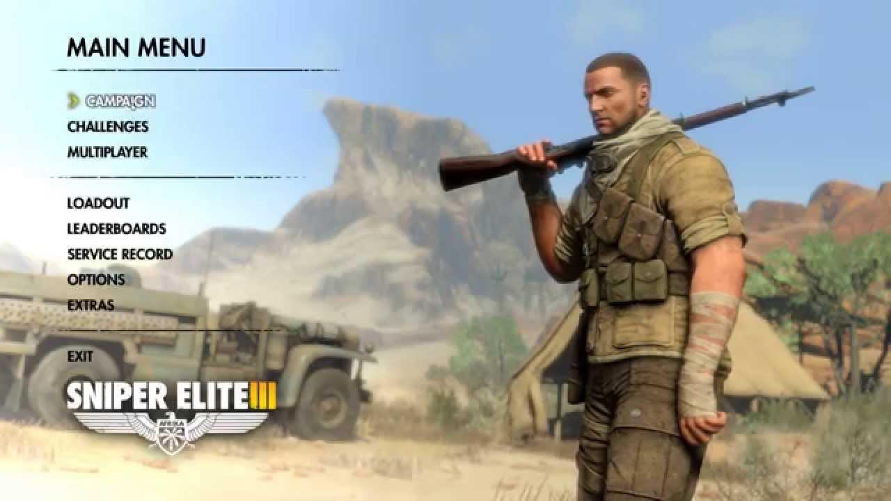 Sniper Elite III (2 14) PC | RePack от R G Механики