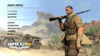 видео Sniper Elite 3 скачать торрент