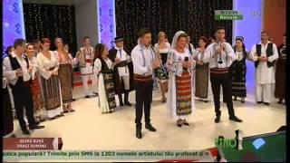 Eugenia Moise Niculae - Au crescut baietii mei (Seara buna, dragi romani! - ETNO TV - 31.10.2014)