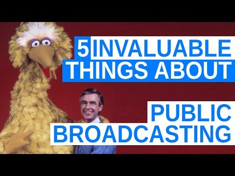 5 Invaluable Things About Public Broadcasting