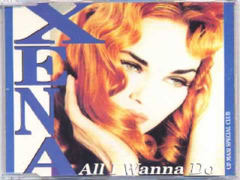 Xena - All I Wanna Do (Horse Mix)